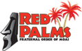 Red Palms - FOM