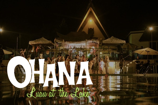 Ohana, Luau at the Lake