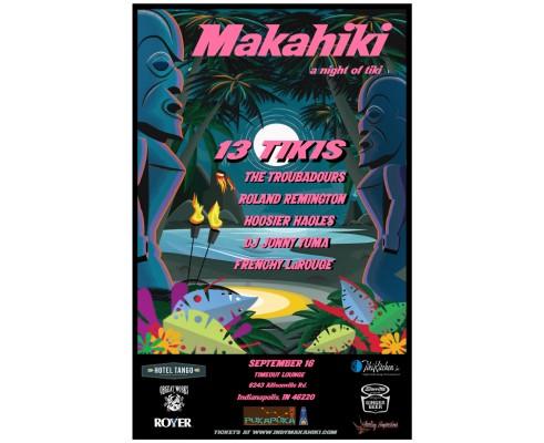 Makahiki: A Night of Tiki 2017