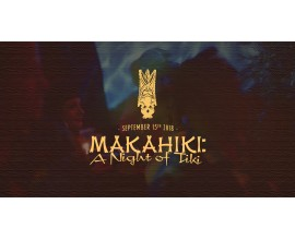 Makahiki: A Night of Tiki, 2018 - General Ticket Admission