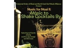 Music for Moai II CD