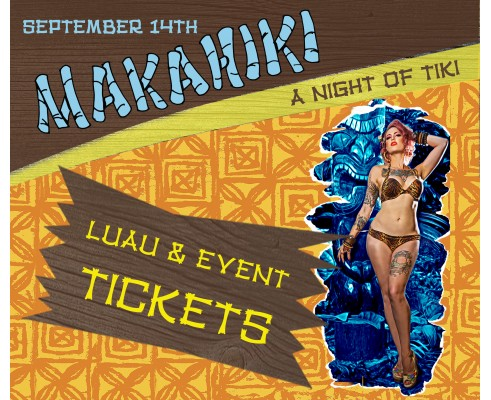 Makahiki 2019:  Luau and Event Admission