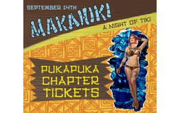 Pukapuka Chapter Makahiki 2019 Ticket